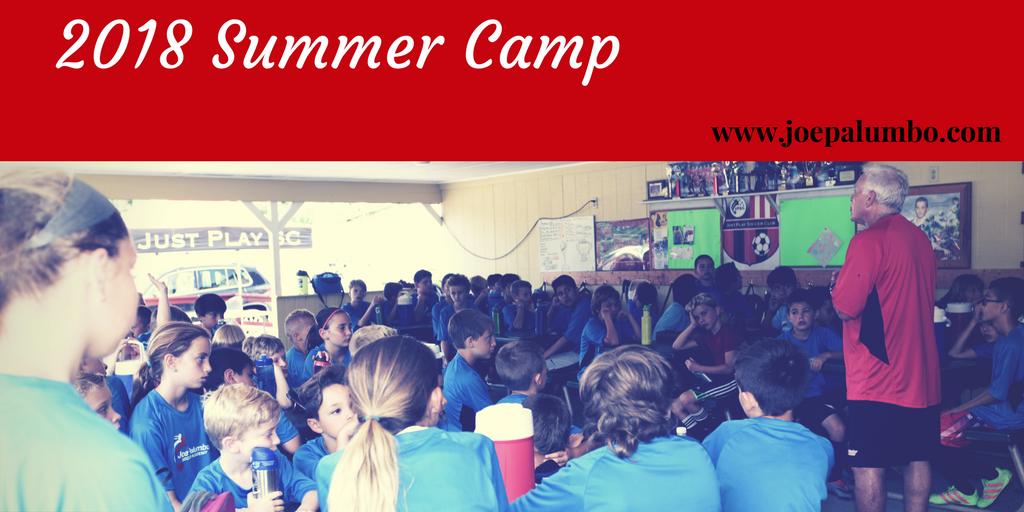 Joe Palumbo Summer Camp!