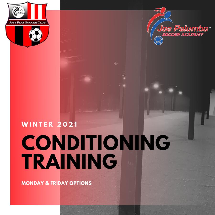 conditioning training